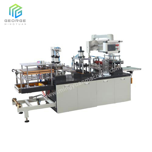 Big Type Plastic Lid Thermoforming Machine
