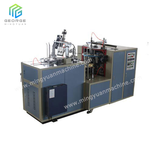 Gear Box Paper Cup Machine