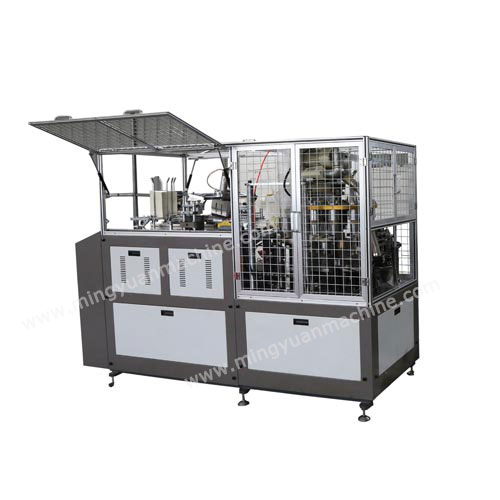 High Speed Gear System Paper Cup Machine
