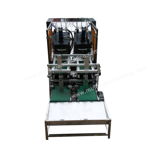 Hydraulic Station Paper Plate Machine with counting system