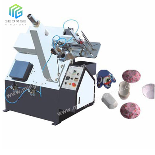 Paper Cake Tray Machine