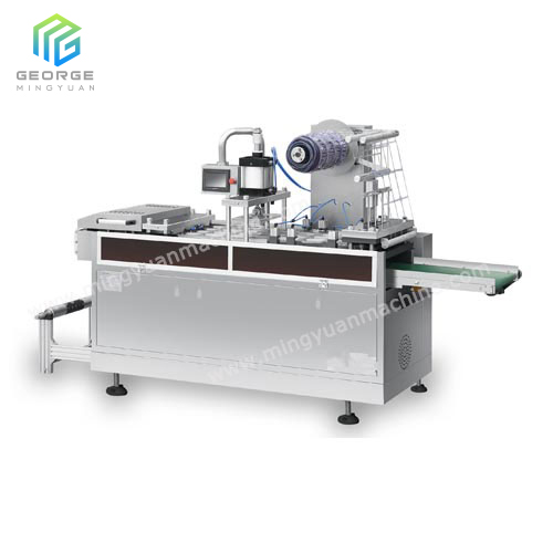 Standard Type Plastic Lid Thermoforming machine