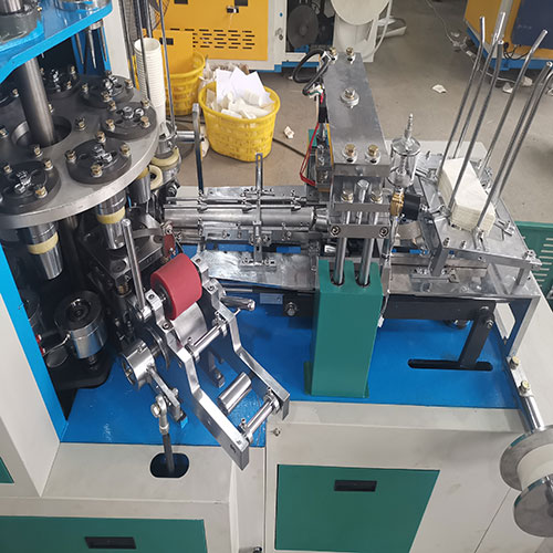 JBZ-OCS9 Open Cam Single Plate Paper Cup Machine