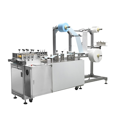 3PLY Face Mask Body Forming Machine