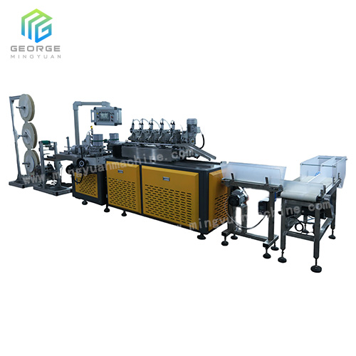 PS-80 Paper Straw Forming Machine