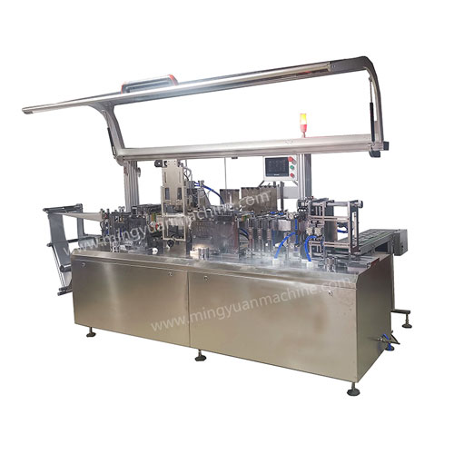 Wet Wipes Making And Packing Machine