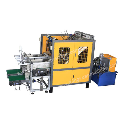 Paper Plate Machine Supplier Recommend_Hydraulic Station Paper Plate Machine